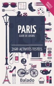 Guylaine Gavroy et Jean-François Heimburger - Paris - 260 activités testées.