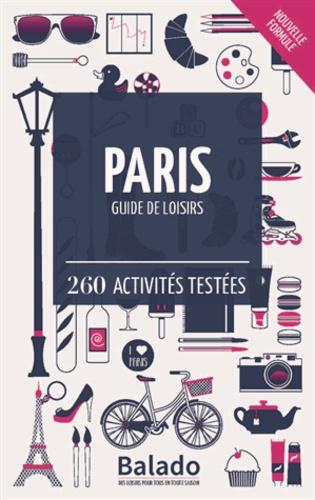 Paris. 260 activités testées 9e édition