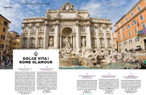 Rome. Le guide Food & Travel