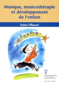 Guylaine Vaillancourt - Musique, musicothérapie et développement de l'enfant.