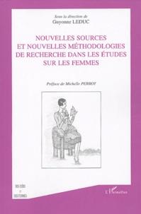 Nouvelles sources et nouvelles méthodologies de recherche dans les études sur les femmes.pdf