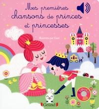 Gwé - Mes premières chansons de princes et princesses.