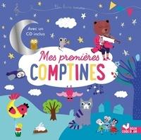 Gwé et Tiago Americo - Mes premières comptines. 1 CD audio