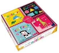 Gwé - Mes premières notions - Avec 2 livres de bain, 1 tout carton, 1 puzzle.