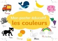 Gwé - Mon poster éducatif les couleurs.