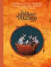 Gwen de Bonneval et David Calvo - Les Fables de la poubelle Tome 2 : .