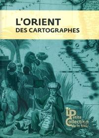 Gwenaël Citérin - L'Orient des cartographes.