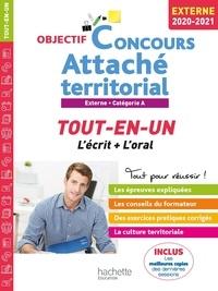 Gwénaël Gonnin - Attaché territorial Externe Catégorie A - Tout-en-un.