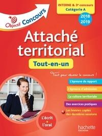 Gwénaël Gonnin - Attaché territorial tout-en-un - Interne et 3e concours Catégorie A.