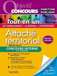 Gwénaël Gonnin - Attaché territorial - Concours interne et 3e concours.