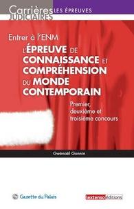 Era-circus.be Entrer à l'ENM - L'épreuve de connaissance et compréhension du monde contemporain, Premier, deuxième et troisième concours Image