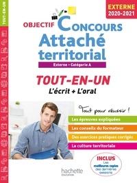 Gwénaël Gonnin - Objectif Concours 2020/2021 Attaché territorial (concours externe).