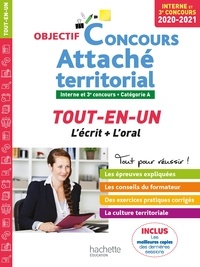 Gwénaël Gonnin - Objectif Concours 2020/2021 Attaché territorial (concours interne).