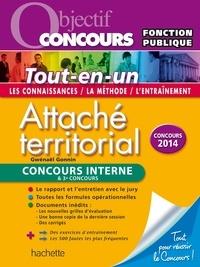 Gwénaël Gonnin - Objectif Concours - Tout en Un - Attaché territorial Concours Interne et troisième concours.
