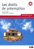 Gwenaël Le Fouler - Les droits de préemption.