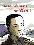 Gwenaëlle Abolivier et  Zaü - Te souviens-tu de Wei ? - L'histoire d'un travailleur chinois de la Grande Guerre.