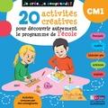 Gwenaëlle Aznar - 20 activités créatives pour découvrir autrement le programme de l'école CM1.