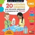 Gwenaëlle Aznar - 20 activités créatives pour découvrir autrement le programme de l'école CM2.