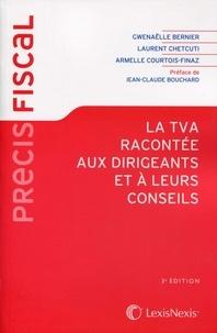 Rhonealpesinfo.fr La TVA racontée aux dirigeants et à leurs conseils Image