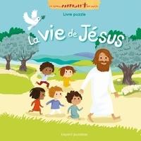 Deedr.fr La vie de Jésus - Livre puzzle Image