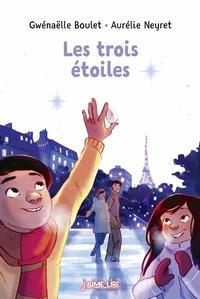 Gwenaelle Boulet - Les trois étoiles.