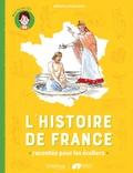 Gwenaëlle de Maleissye - L'histoire de France racontée pour les écoliers - Mon livret CE1.