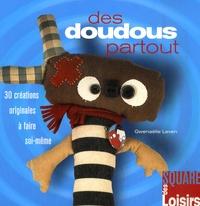 Des doudous partout - 30 créations originales à faire soi-même.pdf