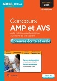 Gwenaëlle Taloc - Concours AMP et AVS - Epreuves écrite et orale.