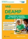 Gwenaëlle Taloc - VAE pour l'obtention du DEAMP - Préparation complète pour réussir sa formation Diplôme d'Etat d'Aide médico-psychologique.