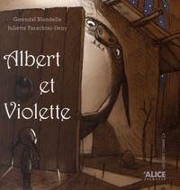 Gwendal Blondelle et Juliette Parachini-Deny - Albert et Violette.