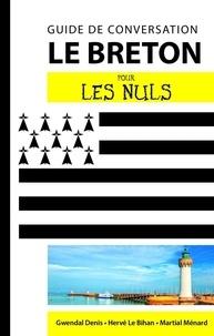 Gwendal Denis et Hervé Le Bihan - CONVERSATION  : Le breton - Guide de conversation Pour les Nuls, 2e.