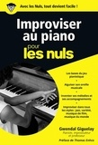 Gwendal Giguelay - Improviser au piano pour les nuls.