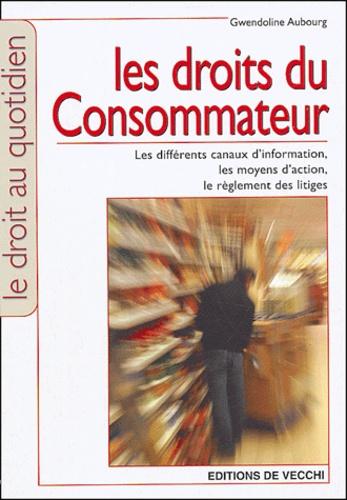 Gwendoline Aubourg - Les droits du Consommateur.