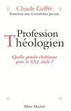 Gwendoline Jarczyk - Profession théologien.