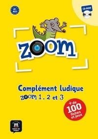 Gwendoline Le Ray et Virginie Karniewicz - Zoom A1-A2.1 - Complément ludique. 1 Cédérom