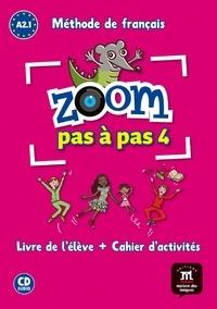 Deedr.fr Zoom pas à pas 4 A2.1 Méthode de français Image