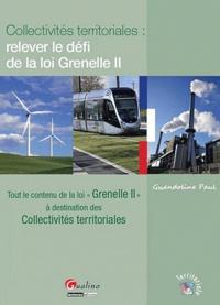 Gwendoline Paul - Collectivités territoriales : relever le défi de la loi Grenelle II.