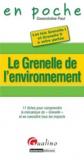 """Gwendoline Paul - Le Grenelle de l'environnement - 11 fiches pour comprendre la mécanique du """"grenelle"""" et en connaître tous les impacts."""