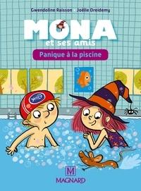 Gwendoline Raisson - Panique à la piscine ! - Je lis avec Mona et ses amis CP.