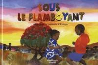 Gwennaëlle Colombet et Rémi Guichard - Sous le flamboyant - Musique et couleurs d'Afrique.