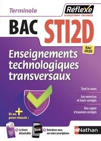 Gwenola Launay - Enseignements technologiques transversaux Tle Bac STI2D.