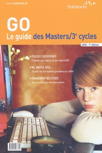 Deedr.fr Go 2005 - Le guide des Masters/3e cycles Image