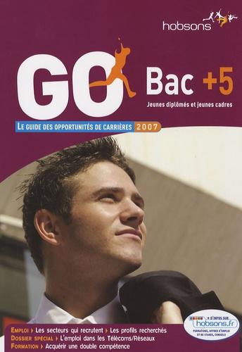 Gwénolé Guiomard - GO Bac+5 - Le guide des opportunités de carrières 2007.