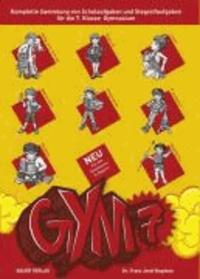 Gym 7 - Sammlung von Schulaufgaben und Stegreifaufgaben für die 7. Klasse des achtjährigen Gymnasiums.