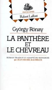 György Ronay - La Panthère et le chevreau.