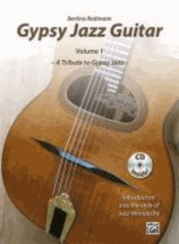 Gypsy Jazz Guitar - Introduction into the style of Jazz-Manouche.