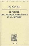 H Cohen - Le principe de la méthode infinitésimale et son histoire.