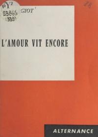 H. d'Argiot - L'amour vit encore.