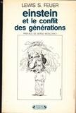 H Feuer - Einstein et le conflit des générations.