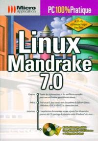 LINUX MANDRAKE 7.0. Edition avec CD-ROM incluant un kit de démarrage.pdf